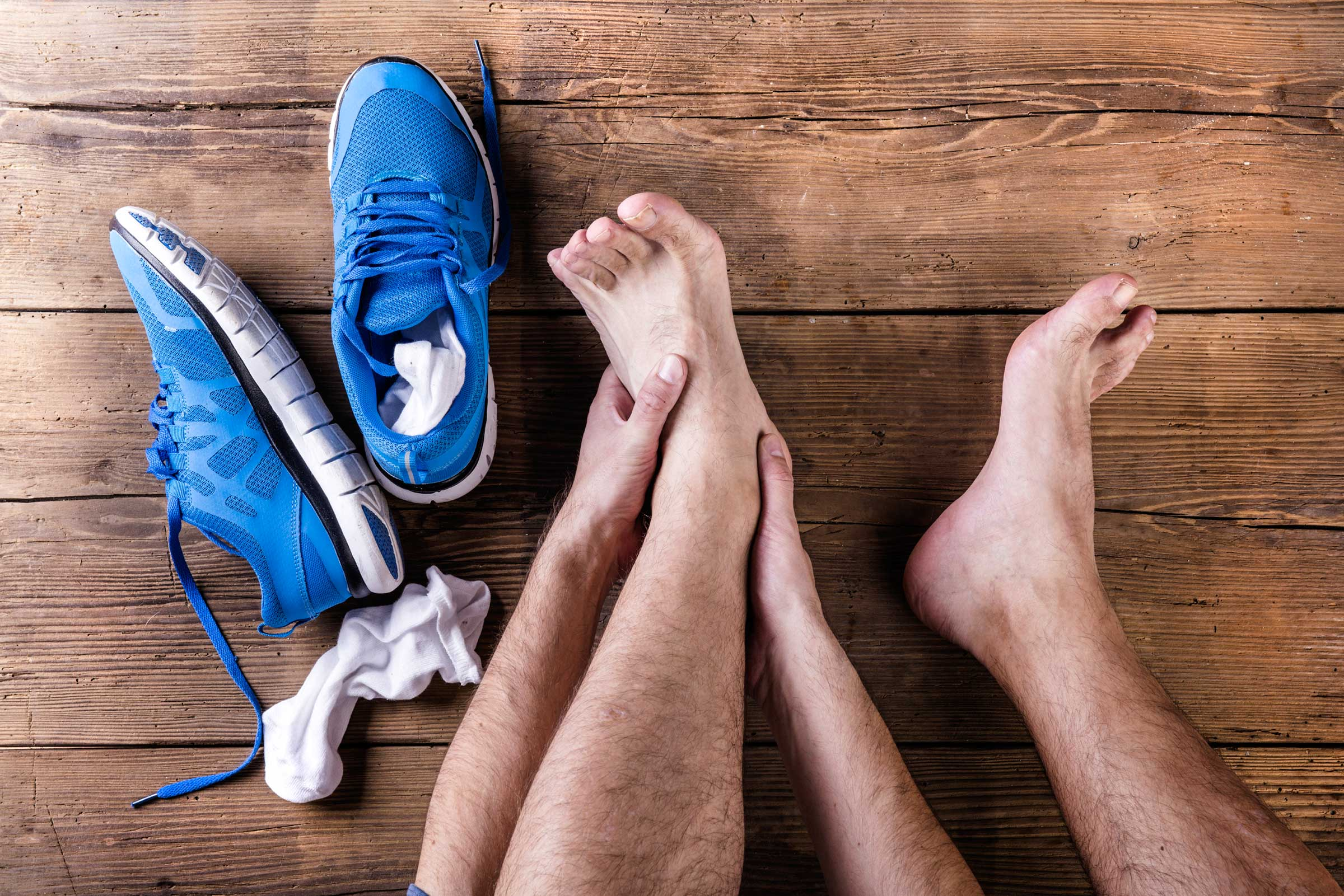 Ankle Sprains- How to Get Back In The Game