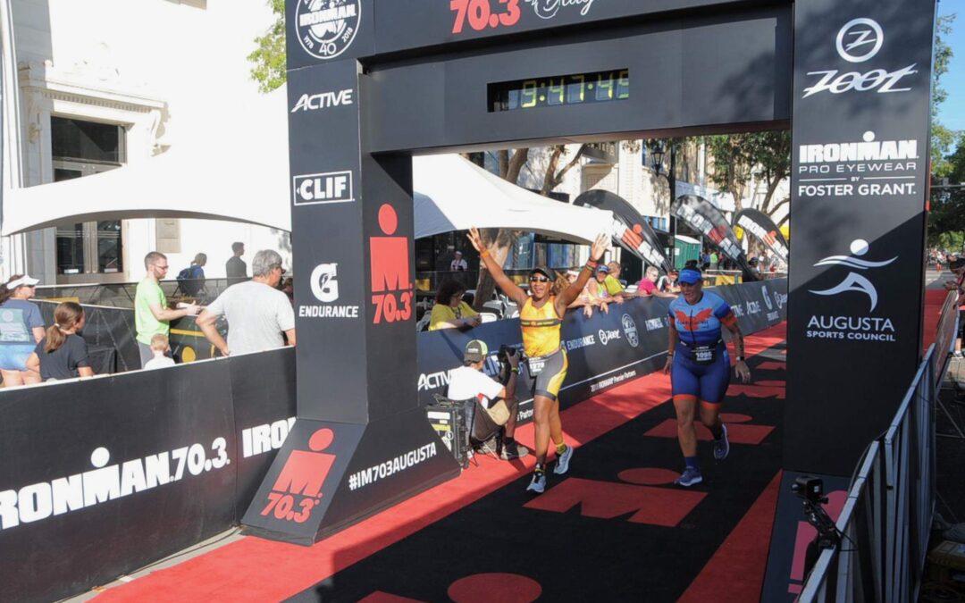 Race Report–Ironman Augusta 70.3
