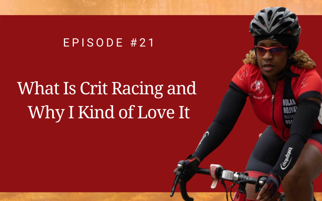 Cycling – What Is Crit Racing and Why I Kind of Love It
